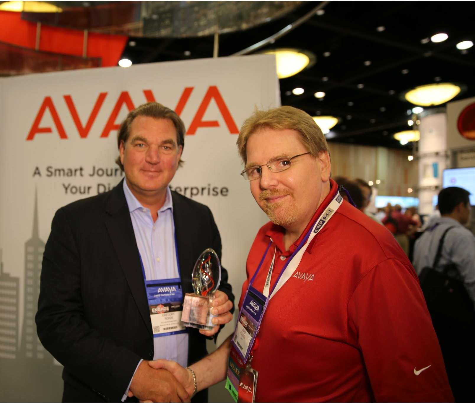 Avaya DevConnect New Partner of the Year Award