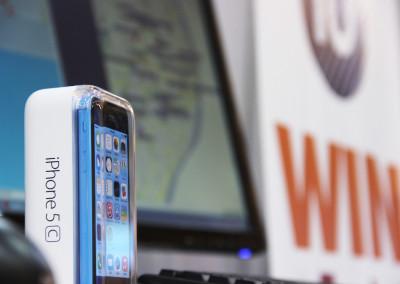 iO and the The Fastest Dispatcher Contest at APCO 2014
