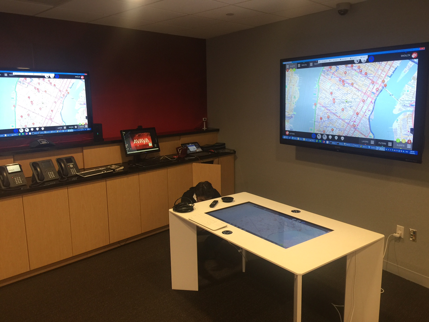 Usa the tavolo and io cad were showed in the avaya ebc for Tavolo new york