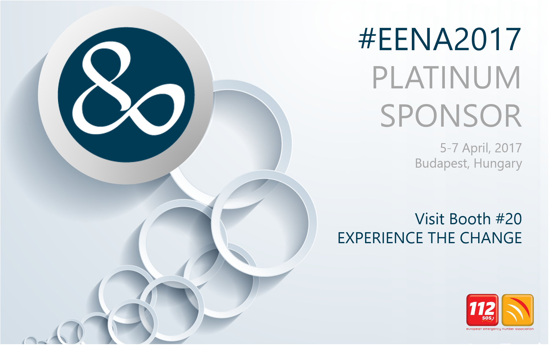 Beta 80 Group is the official platinum sponsor for EENA 2017 exhibition in Budapest