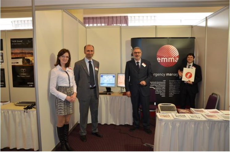 EENA Conference for Beta 80 Group