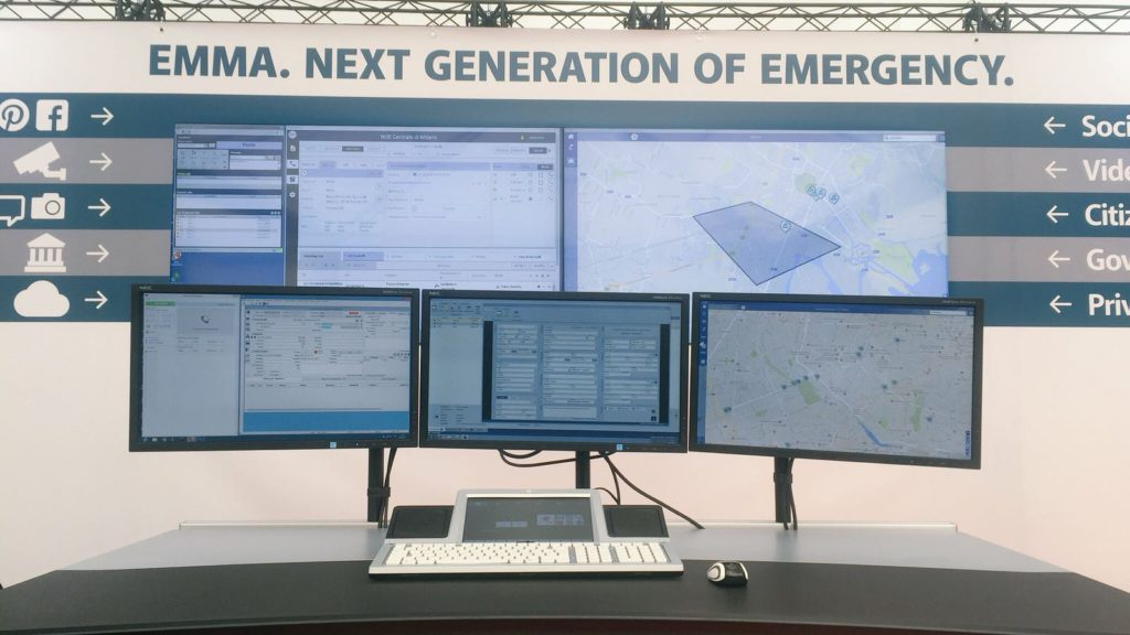 Beta 80 EMS fair and Exhibition SIS 118
