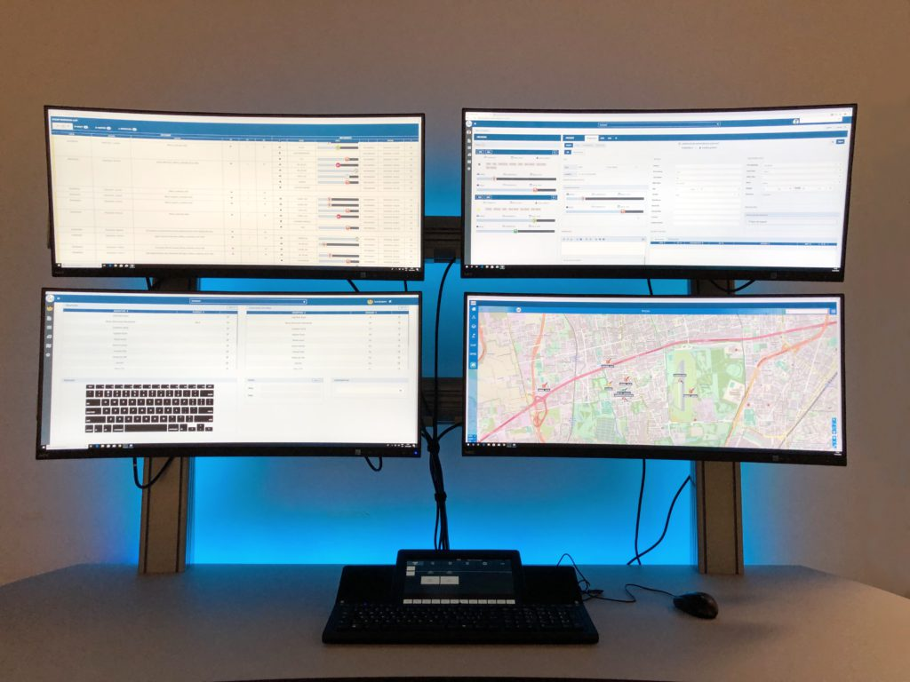 Beta 80 Public Safety solutions demo center opens in Milan headquarters